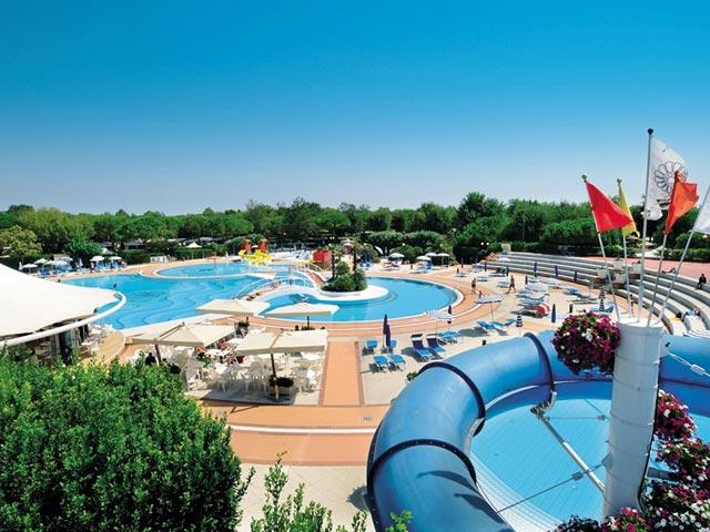 FD'ers verleggen hun grenzen: Ciao Italia! Stage bij zwembad en strand